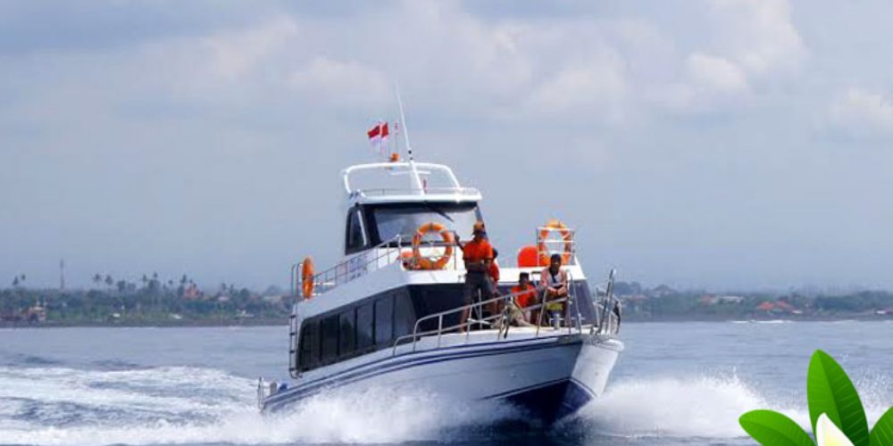 Fast Boat from Bali to Nusa Penida